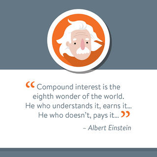 Compound Interest is the 8th Wonder of the World