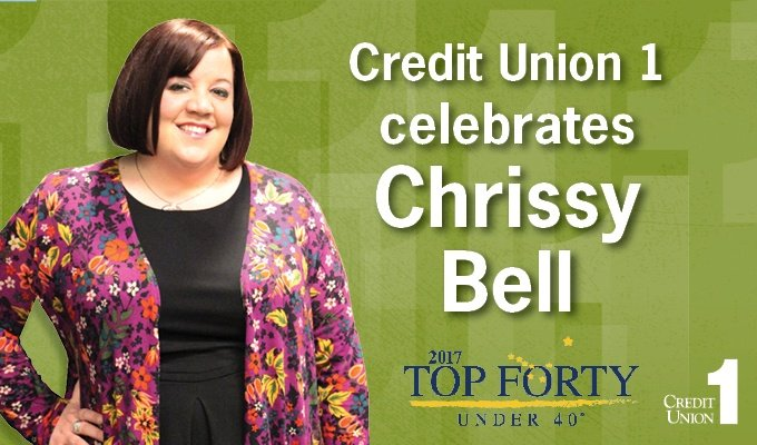 Chrissy Bell of Credit Union 1 awarded Top 40 Under 40 by the Alaska Jounal of Commerice.jpg