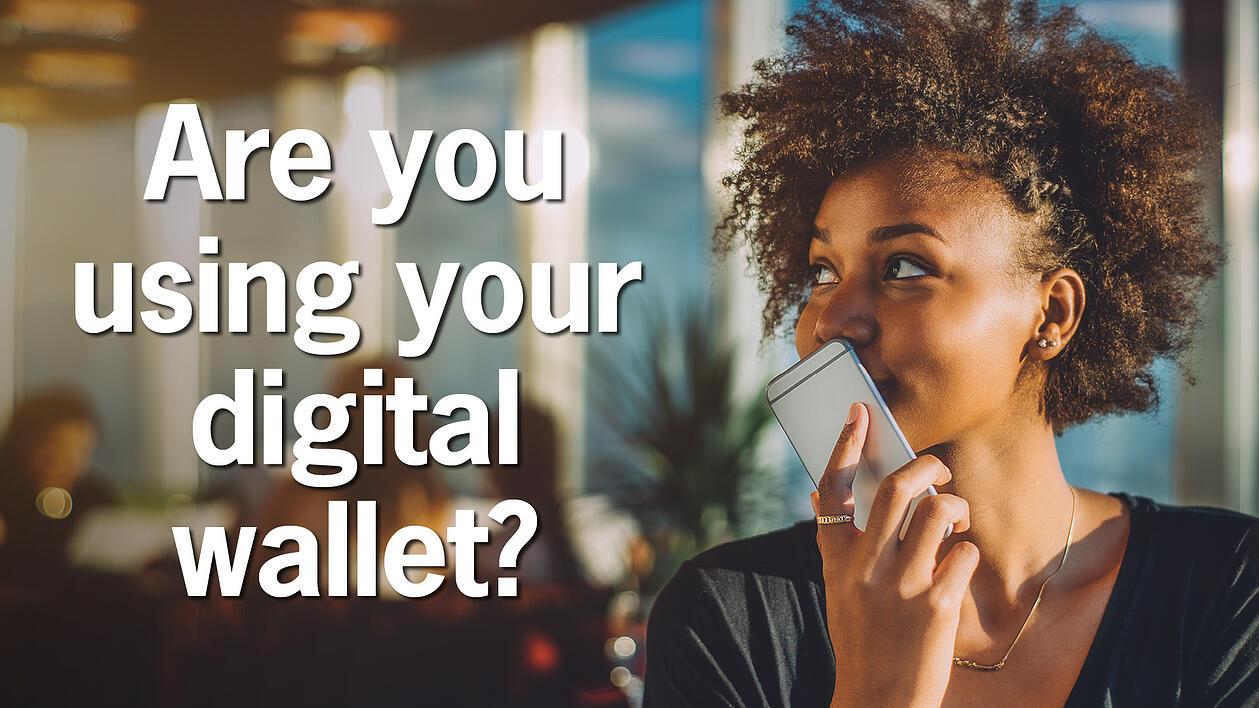 Add your CU1 debit and credit cards to your digital wallet and pay in-store and in-app using your mobile device!