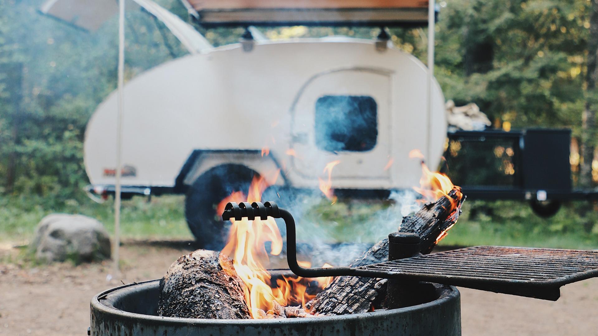 Choosing Between an RV and Camper